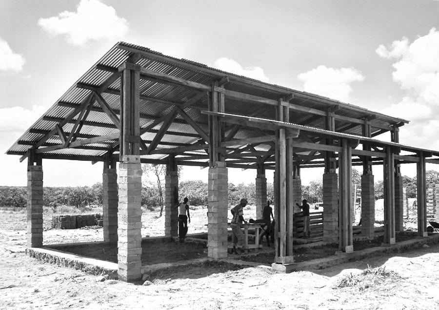 FAREstudio_FRC_Training-Centre_Sassara_Central-African-Republic_Cantiere